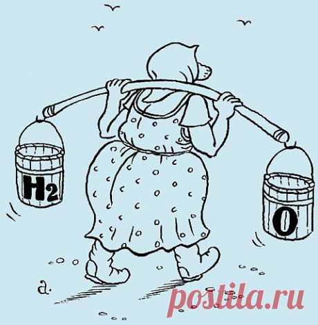 Еще раз о гомеопатии и памяти воды | ПолонСил.ру - социальная сеть здоровья