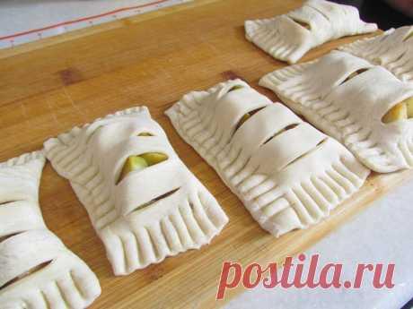 Яблоки, корица и слоеное тесто | Рекомендательная система Пульс Mail.ru