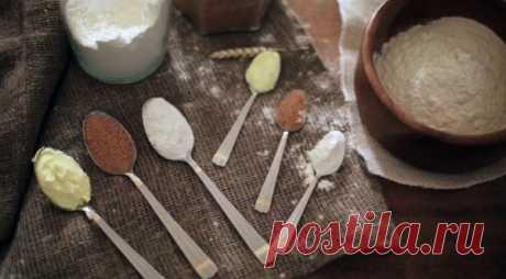 Сколько грамм в столовой и чайной ложке: мера сахара, муки, соли и сухих дрожжей