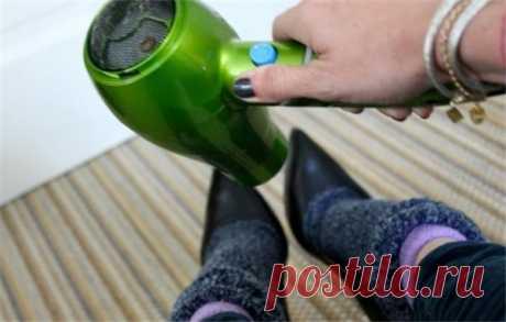 Как разносить обувь, которая жмет – есть секрет   Краше Всех