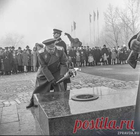Как зажигали Вечный огонь в Парке Победы: Александр Семёнов - о знаковом событии в жизни Зеленодольска