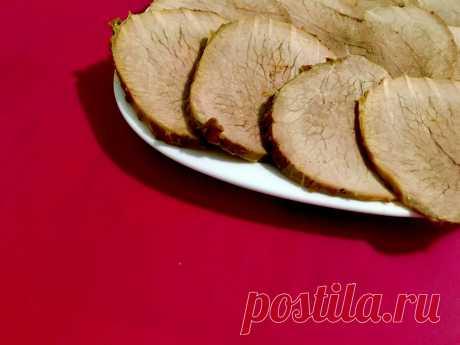 Один из самых простых рецептов мяса в духовке. Бомбическое количество белка. Готовлюсь к новому году | ХУДЕЕМ ВКУСНО! | Яндекс Дзен
