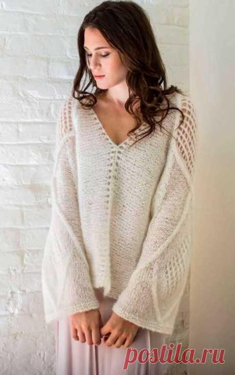 Одно из имён мира вязания - Нора Гоан и её неподражаемые модели. | Asha. Вязание и дизайн.🌶 | Яндекс Дзен
