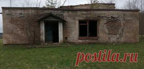 При СССР в деревне был сельский клуб. Теперь вместо клуба - руины | Хозяйство Воронова | Яндекс Дзен