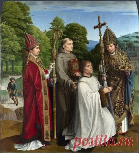 «Да придёт Царствие Твоё»: Картины о тернистом пути Иисуса Христа