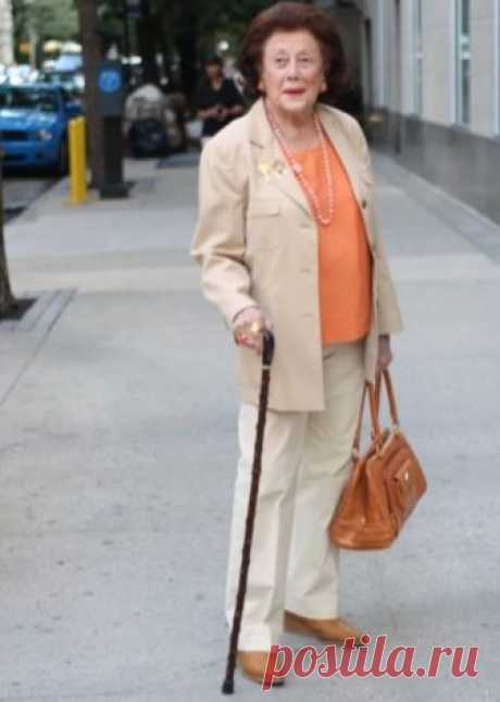 Fashion for elderly women after 60 (63 photos): clothes for 60-year-old ladies