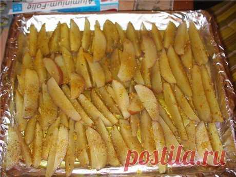 Очень вкусная картошка! (постное блюдо) - Прихожанка.ру - женский православный форум