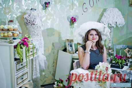 Гости в комнате невесты Prosvadby.com на выставке Art Индустрия by Irina Babkina | Prosvadby.com