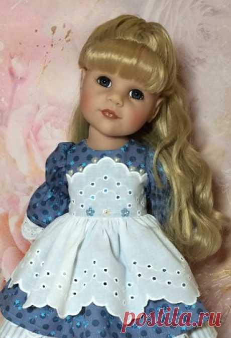 А моя принцесса очень любит красивые наряды;)