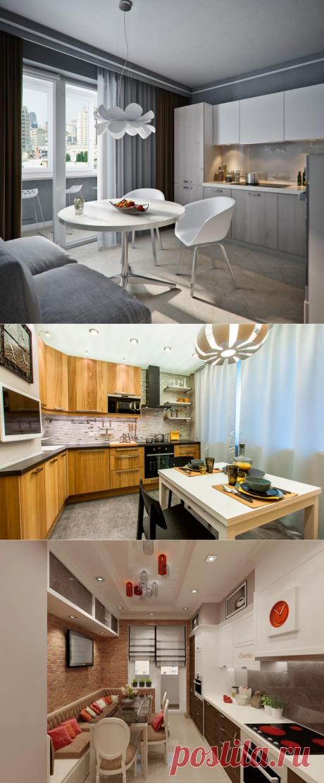 Кухня 12 кв м: дизайн интерьера +100 фото идей планировок