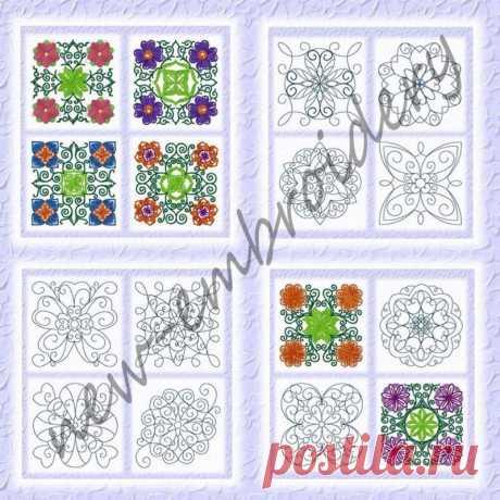 Квилт, печворк, стежка, трапунто, сашико, лоскутная техника - Квилт - Машинная вышивка Форум New embroidery