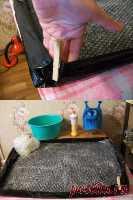 Органайзер для мокрого валяния