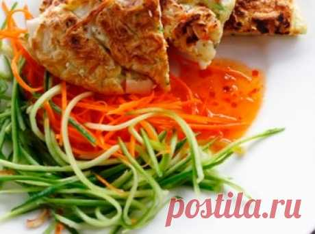 Кабачки по-корейски быстрого приготовления - пошаговый рецепт