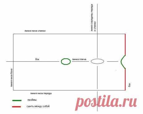 Платье-халат без застежек.