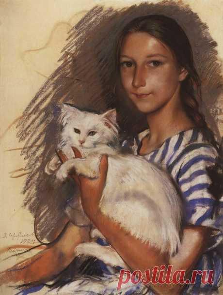 Коты в советском искусстве. Часть 1