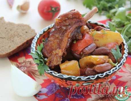 Цыганское рагу – кулинарный рецепт