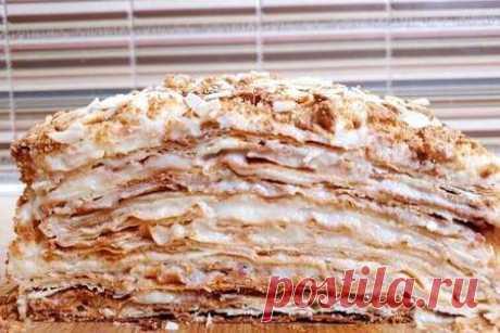 Популярный торт в советском союзе – пошаговый рецепт с фотографиями