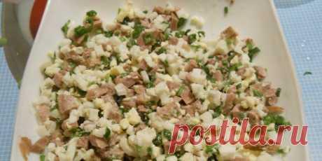 Салаты из печени трески - приготовление с пошаговыми рецептами и фото