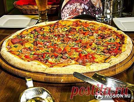 5 самых быстрых пицц | passion.ru