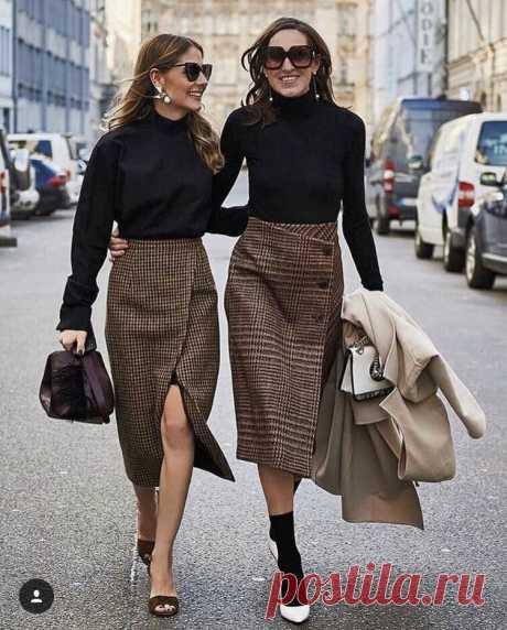Несколько стильных юбок-миди, которые уже покупают модные женщины 50+ на эту весну | Стильно, модно и душе угодно | Яндекс Дзен