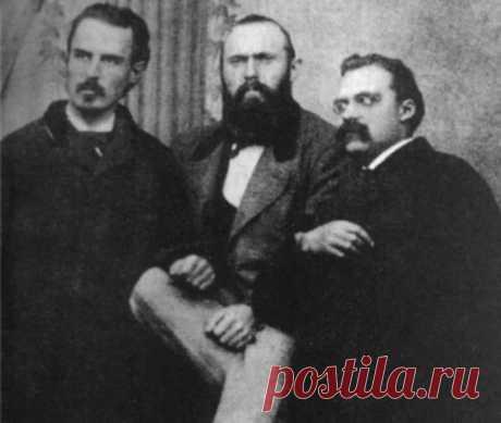Фридрих Ницше — Профессионалы.ru