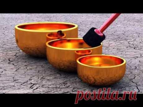 417 Гц Тибетские поющие чаши Музыка Рейки Медитация релакс