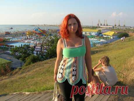 Ольга Величко (Сикора)