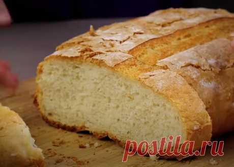 Благодаря рецепту вы сделаете очень мягкий и вкусный, ароматный хлеб из минимального набора продуктов. Для приготовления вам потребуются такие ингредиенты: — вода, 350 мл; — мука, 500 г; — дрожжи […]