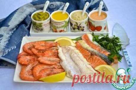 Соусы для рыбы и морепродуктов – кулинарный рецепт