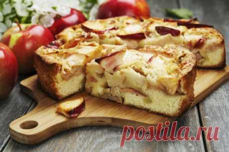 111 Как правильно приготовить вкусную и пышную яблочную шарлотку