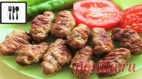 Вкуснейшие котлеты по-турецки   Хочется мяса? А может, котлет? Вкуснейшие котлеты по-турецки очень просты в приготовлении. Невероятно ароматные, соблазнительно аппетитные турецкие котлеты— обладают просто неземным вкусом! Сказать,…