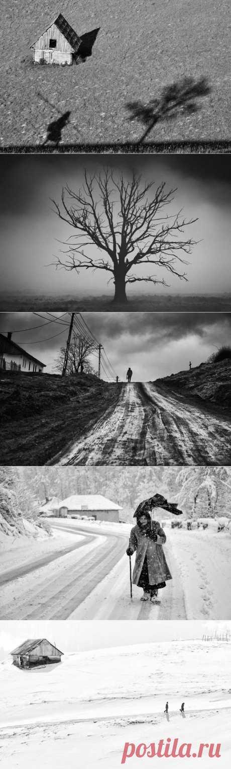 Искусство пейзажной фотографии от Корнеля Пуфана (Cornel Pufan) | Cовременное искусство | contemporary art