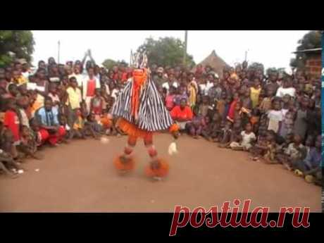 Африканские танцы - Хореографический ансамбль Вдохновение