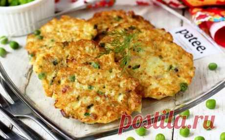 Вкуснейшие куриные оладушки: ПП-перекус! - Стильные советы