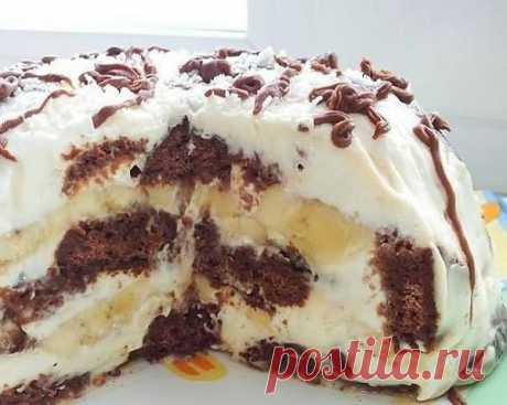Неописуемо вкусный тортик.