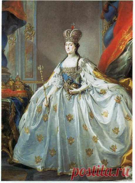 Правители Руси и России - Екатерина II Великая