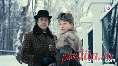 Сериал «Анна-детектив»