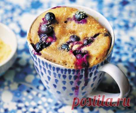 Кексы в микроволновке: 8 рецептов. Шарлотка, чизкейк и другие десерты. Сладкая выпечка Простые кексы за 5 минут – в кружке. Рецепты: маффин, морковный и шоколадный кекс
