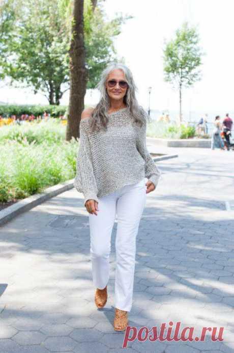 63-летняя модель поделилась секретами красоты и молодости - Красота и стиль - Секреты красоты - Мода и Красота - IVONA - bigmir)net - IVONA
