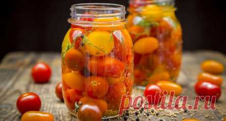 Соленые помидоры за 30 минут Язасаливаю зеленые или красные помидоры вбанках или больших пластиковых контейнерах. Помоему рецепту назасолку уходит неболее 30 минут, аподавать кстолу ихможно уже через 2 недели. Сложность: …