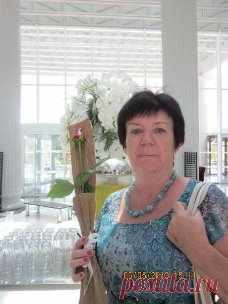 Наталья Захарец