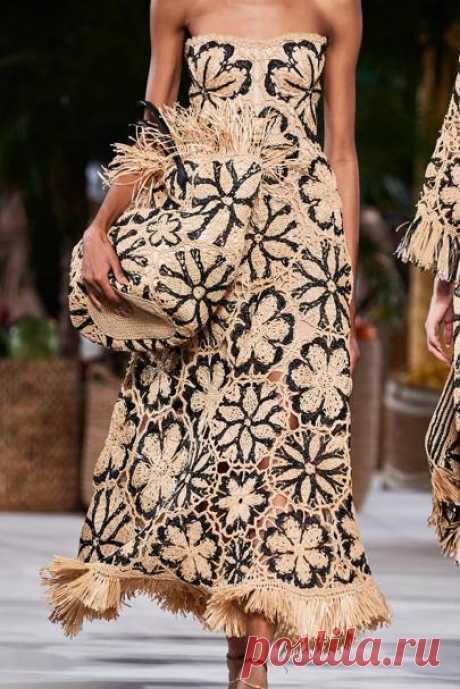 Oscar De La Renta Spring/Summer 2020 Ready-To-Wear | British Vogue