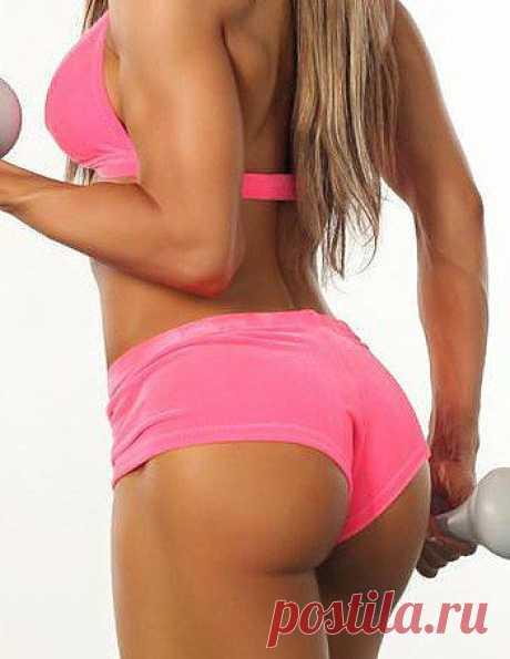Диета и упражнения для Ягодиц