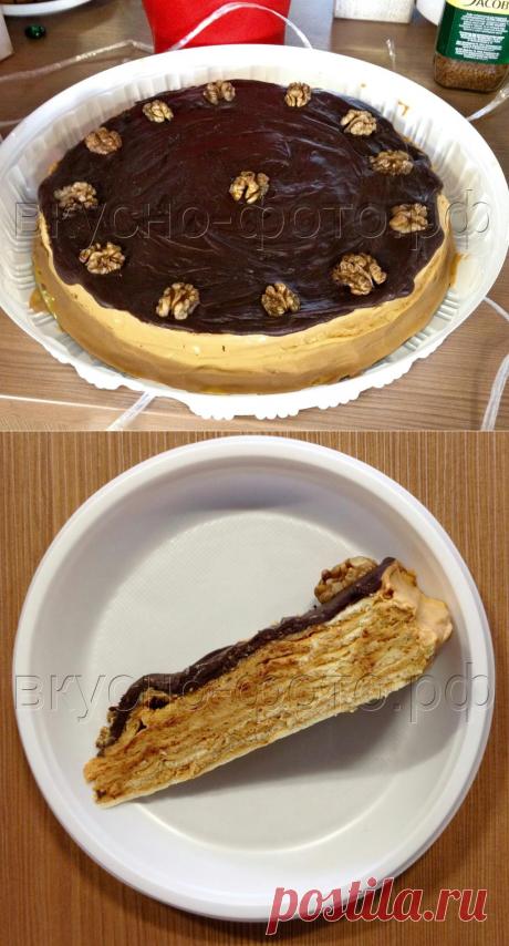 """La torta \""""el Micado\"""""""