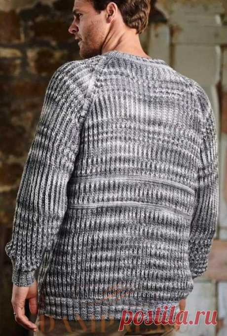 Мужской пуловер «Greystoke»