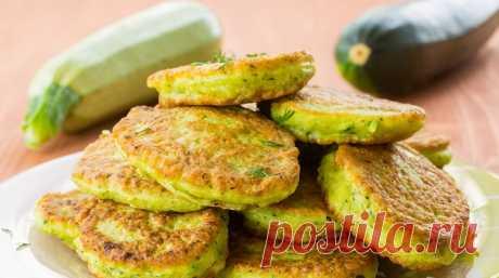 Как готовят всеми любимые кабачковые оладьи в Турции | TutVse.Info