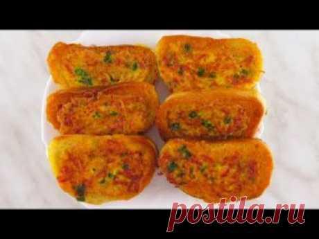 Горячие бутерброды на сковороде с колбасой, сыром и яйцами - запись пользователя tigrina16 (Инна) в сообществе Болталка в категории Кулинария