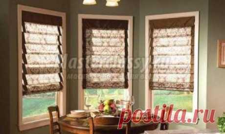 Как сшить шторы на кухню? Подбор ткани и особенности пошива / Мастерклассы Блоги