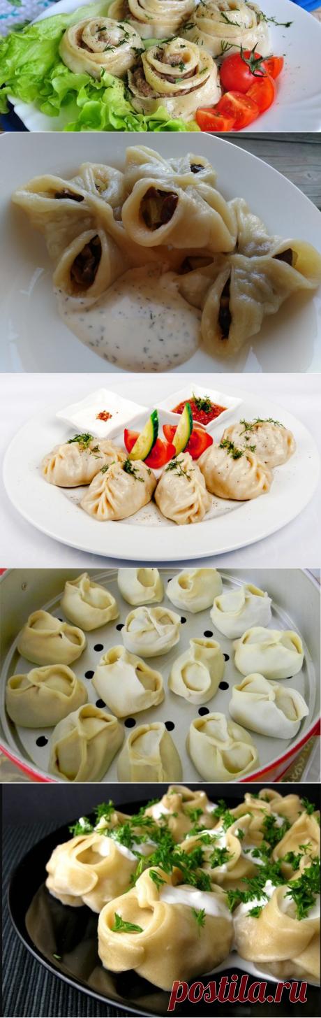 Как приготовить манты вкусные и сочные: пошаговый рецепт