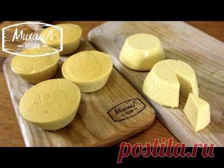 COMO PREPARAR el QUESO VEGANSKY En las CONDICIONES DE CASA | la tentativa №1 | homemade vegan cheese